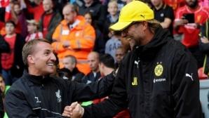 """Роджърс говори за напускането на Ливърпул, Клоп и """"жегна"""" борда на мърсисайдци"""