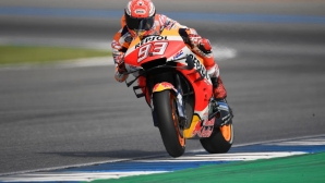 Маркес с геройски подвиг и четвърта поредна шампионска титла в MotoGP