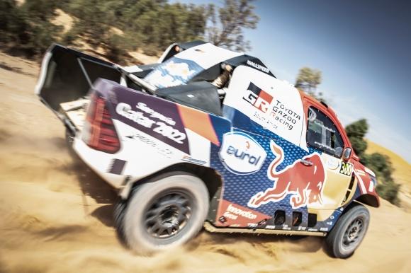 Ал-Атия води на рали Мароко, Алонсо влезе в топ 10