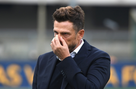 Първа треньорска смяна в Италия