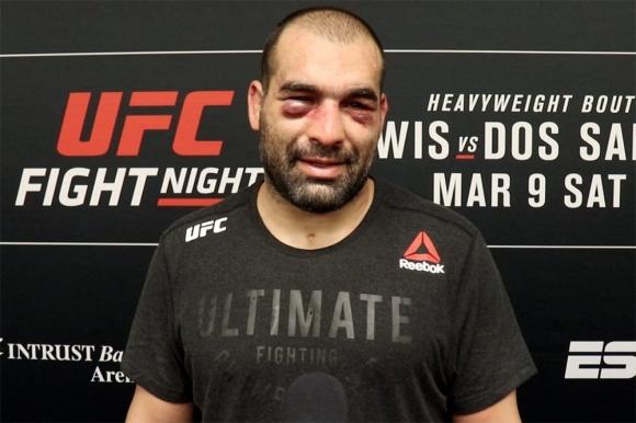 Багата с нов рекорд в ранглистата при най-тежките в UFC