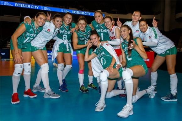 България приема финалите на Златната лига