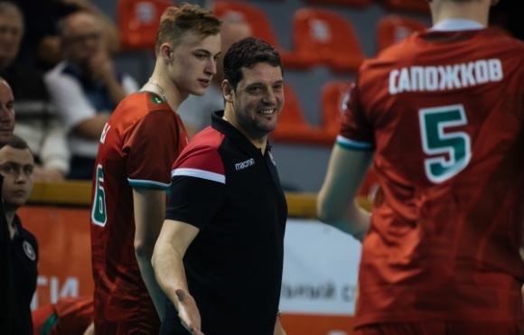 Пламен Константинов и Локомотив (Новосибирск) с победа №6 за Купата на Русия