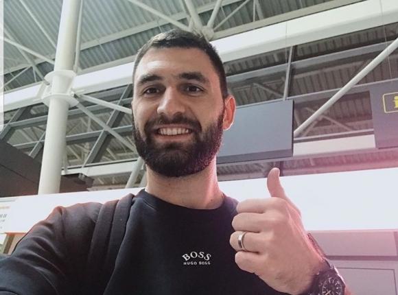 Цветан Соколов вече е в Казан и тренира със Зенит (видео + снимки)