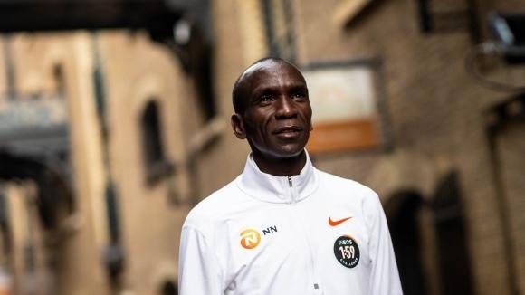 Елиуд Кипчоге от NN Running Team ще направи  опит да пробяга маратонската дистанция за по-малко от два часа