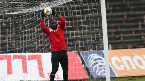 Вратар на Царско село игра цял мач за националния отбор на Хаити