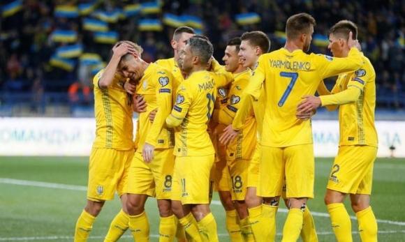 Украйна на крачка от класиране след пета поредна победа (видео)