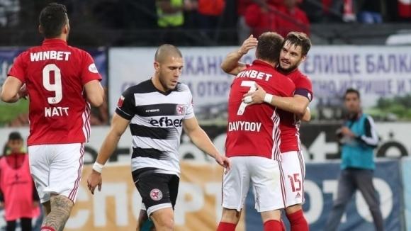 Двама от ЦСКА-София с шанс за изява срещу Пирин