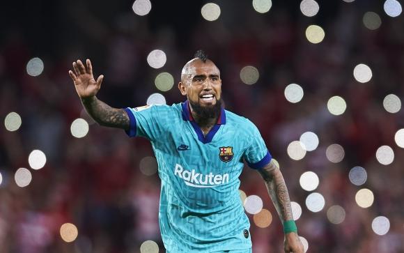 Артуро Видал: Имам да печеля Шампионска лига с Барса