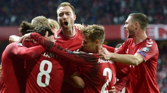 Дания надхитри Швейцария с късен гол (видео)