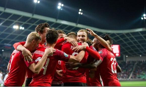 Австрия докосва еврофиналите