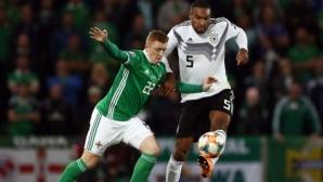 Та пропуска мача на Германия с Естония