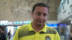 Караславов се връща в Ботев (Пд)