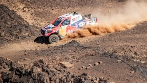 Жиниел де Вилие спечели рали Мароко, Алонсо – 26-и