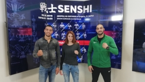 Теодора Кирилова, Николай Йоргов и Едуард Алексанян на гости на Sportal преди SENSHI 4 (видео)
