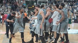 АСВЕЛ с обрат срещу ПАО за втора победа в Евролигата