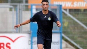 Костадин Велков се завръща в игра