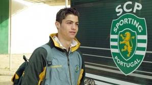 Кристиано бил редовен във фитнеса още от 12-годишен