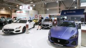 Международният автомобилен салон София 2019 отвори врати (снимки)