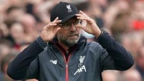 Клоп: Някога може и да преговарям с Германия, но сега съм щастлив в Ливърпул
