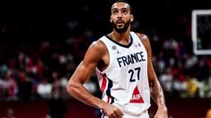 Гобер е баскетболист №1 на Франция