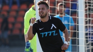 Мазурек донесе победата на Левски над аматьори (видео)