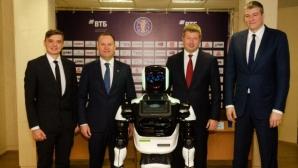 Руснаци взеха робот за треньор
