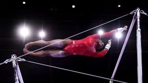 Феноменалната Симон Байлс спечели 23-и медал от световни първенства