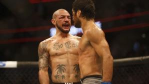 Къб Суонсън с победа над Крон Грейси в UFC Тампа