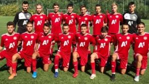 ЦСКА-София U16 с нулево равенство