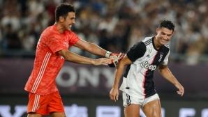 Буфон: Горд съм от завръщането ми в Юве, дано Роналдо спечели Златната топка при нас