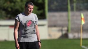 Николай Василев: Най-важна е победата