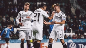 Естония 0:3 Германия, Кабаков изгони Джан (гледайте тук)