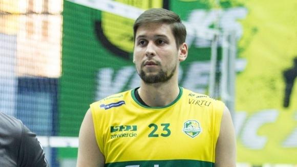 Николай Пенчев ще играе в в Полша, излиза срещу Хебър в
