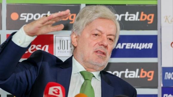 Вальо Михов: Оставка не се гласува