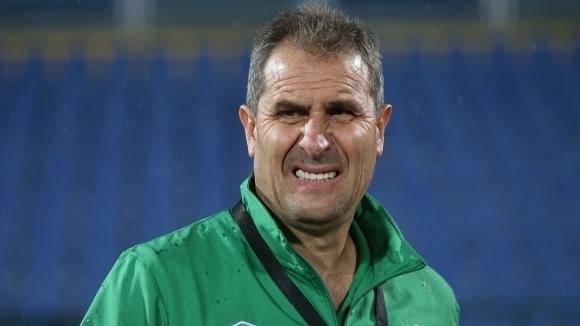 Херо отговори дали поема националния отбор