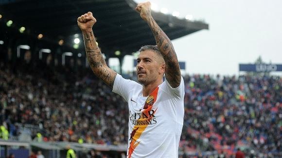 Коларов подписва нов договор с Рома