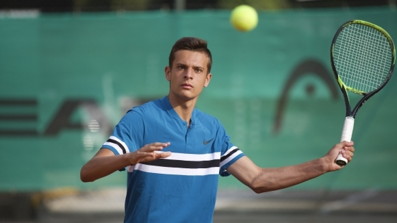 Финал за Симеон Терзиев още при първото му участие на ITF турнир