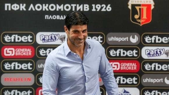 Гонзо: Готови сме за ЦСКА, имаме две набелязани имена за привличане