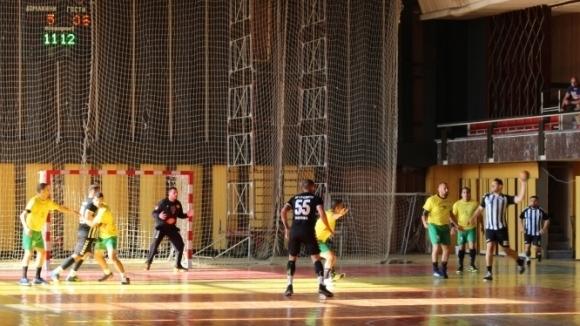 Локомотив (Варна) продължи победната си серия (видео)