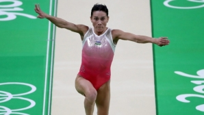 45-годишната Оксана Чусовитина се класира за осма Олимпиада