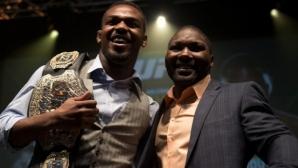 Антъни Джонсън: За битка срещу Джоунс ще сваля до 93 килограма