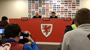 Златко Далич не остана доволен от равенството с Уелс