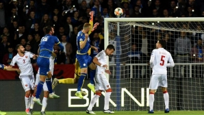 Косово остана в играта след лесна победа над Черна гора (видео)