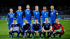 Исландия запазва шансове