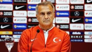 Селекционерът на Турция е доволен от равенството във Франция