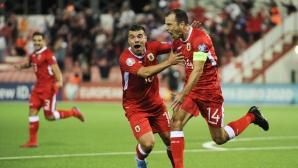 Гибралтар изравни от 0:2, но не издържа