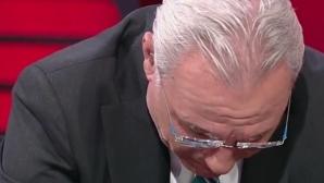 Стоичков плаче след расисткия скандал (видео)