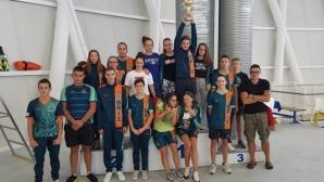 Николов и Николаева отличници на турнира на Бриз