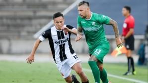 Парвиз Умарбаев игра цял мач за Таджикистан срещу Япония
